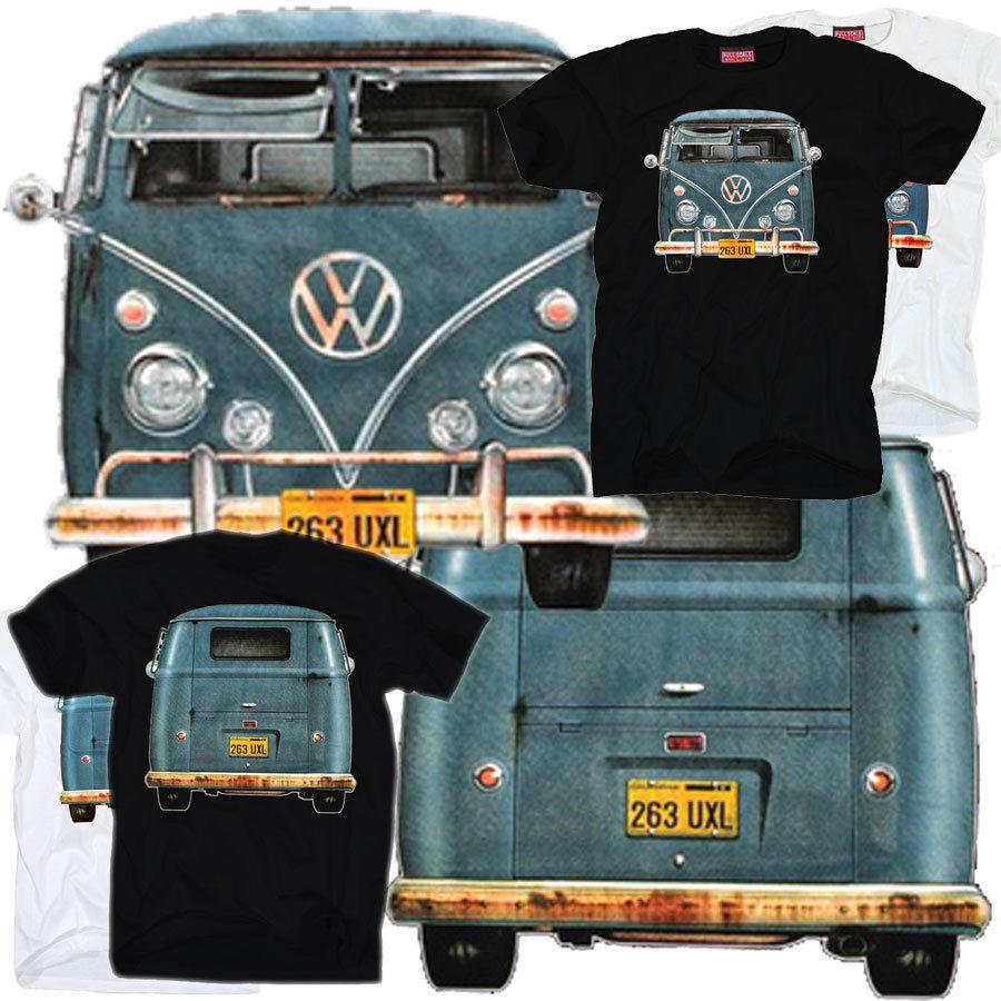 vw bus t shirt. Black Bedroom Furniture Sets. Home Design Ideas