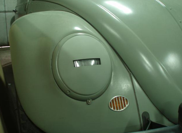 Kdf Taillight Cover
