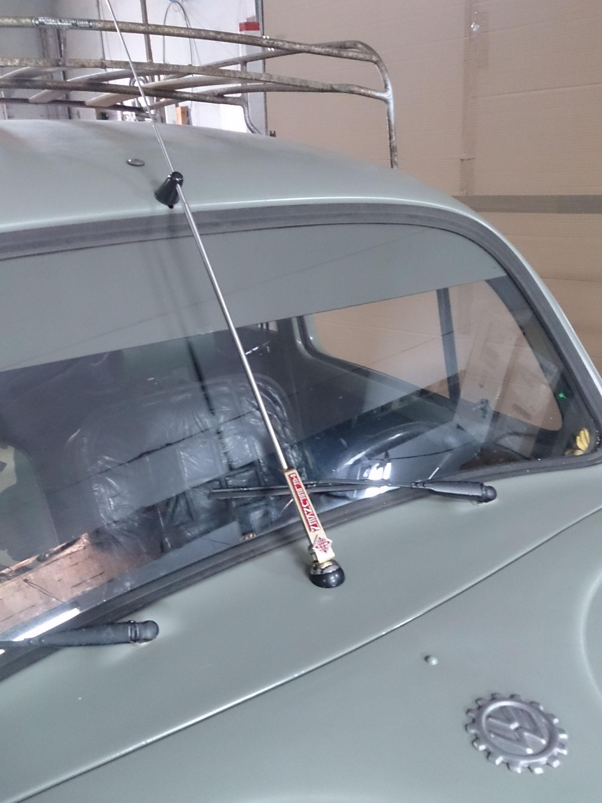 Antenna Telefunken (early 50's - mid 50's)