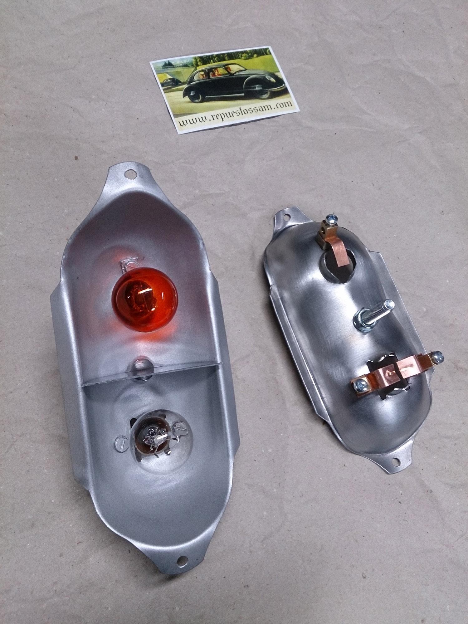 Reproduction des porte ampoules feux arrière lowlight G007-2000-b