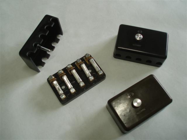 k005 a 640 kdf, split, kubel 5 fuse fuse box